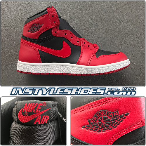 Air Jordan 1 High 85 Varsity Red BQ4422-600