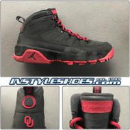 Air Jordan 9 Boot Oklahoma PE
