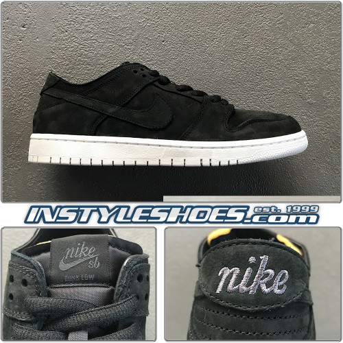 2018 Dunk Low Decon Black AA4275-002