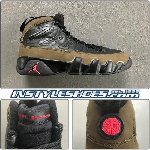 Air Jordan 9 Olive 1994 OG