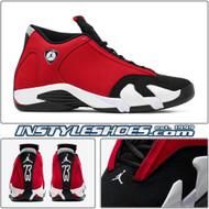 2020 Air Jordan 14 Gym Red 487471-006