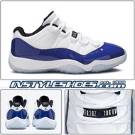 2020 Wmns Air Jordan 11 Low Concord AH7860–100