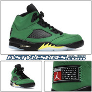 Air Jordan 5 SE Oregon CK6631-307