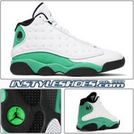 2020 Air Jordan 13 Lucky Green DB6537-113