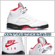 2020 Air Jordan 5 Fire Red DA1911-102