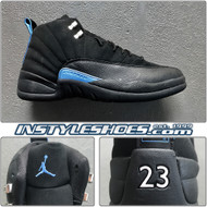2003 Air Jordan 12 Nubuck Package 136001-014