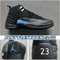 2003 Air Jordan 12 Nubuck Package 136001-014