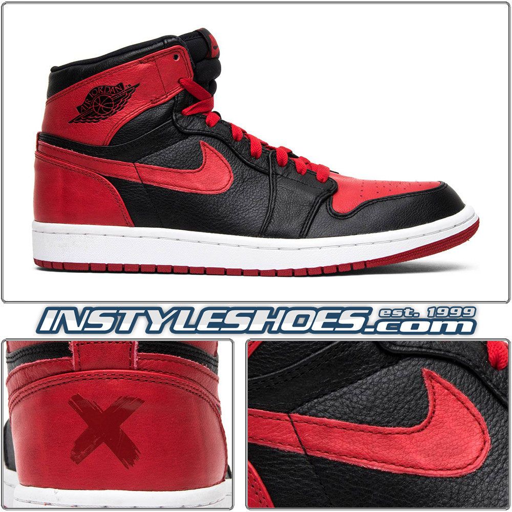 Air Jordan 1 High Banned 432001-001 18b5a7c681e0