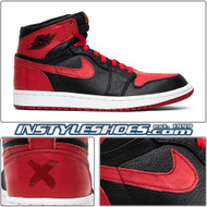 Air Jordan 1 High Banned 432001-001