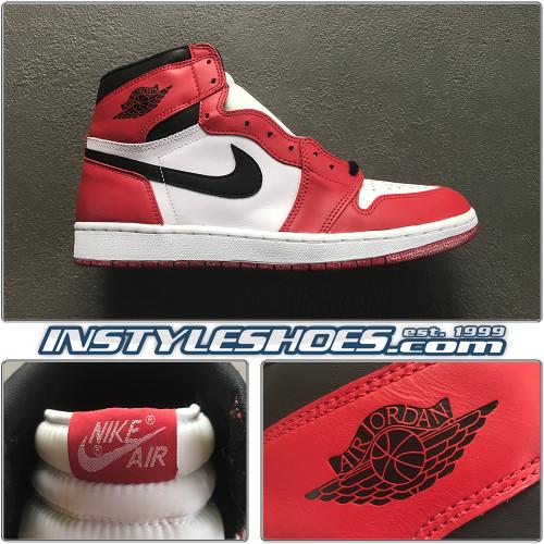 Air Jordan 1 1994 Chicago 130207-101