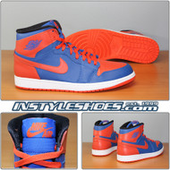 Air Jordan 1 OG NY Knicks 555088-407