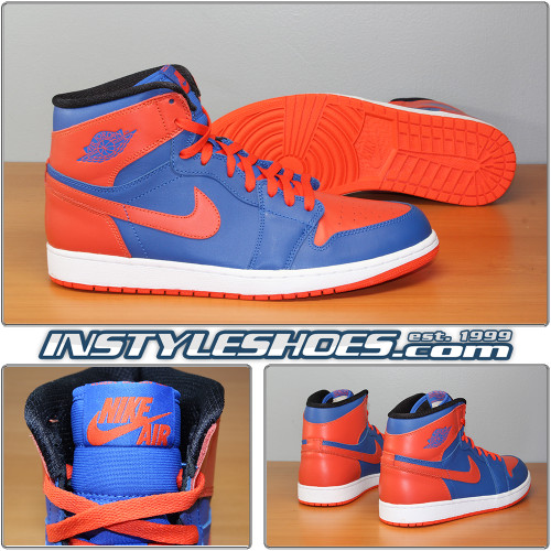 Air Jordan 1 OG NY Knicks 555088-407