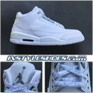 2007 Air Jordan 3 Pure Money 136064-103