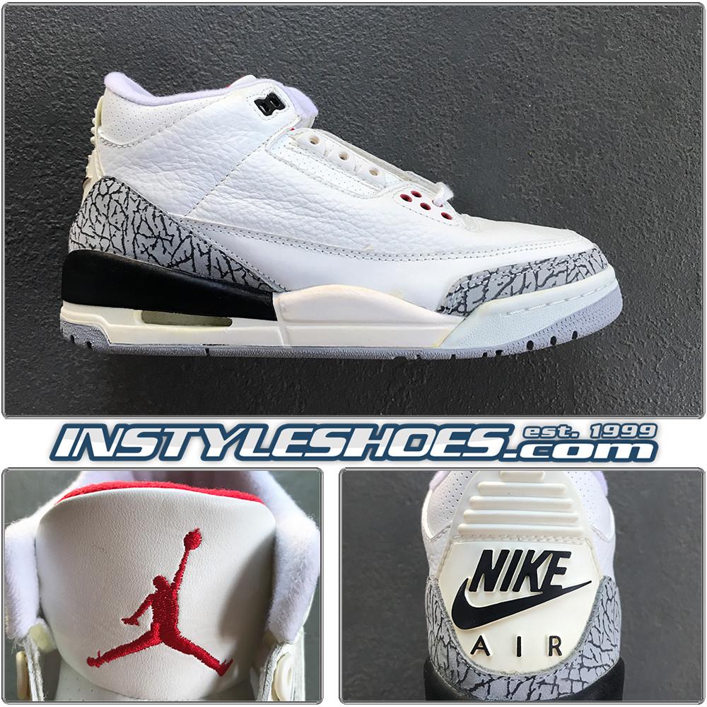 Air Jordan 3 1994 White Cement 130203 101