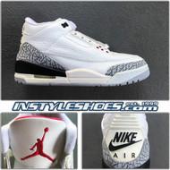 Air Jordan 3 1994 White Cement 130203-101