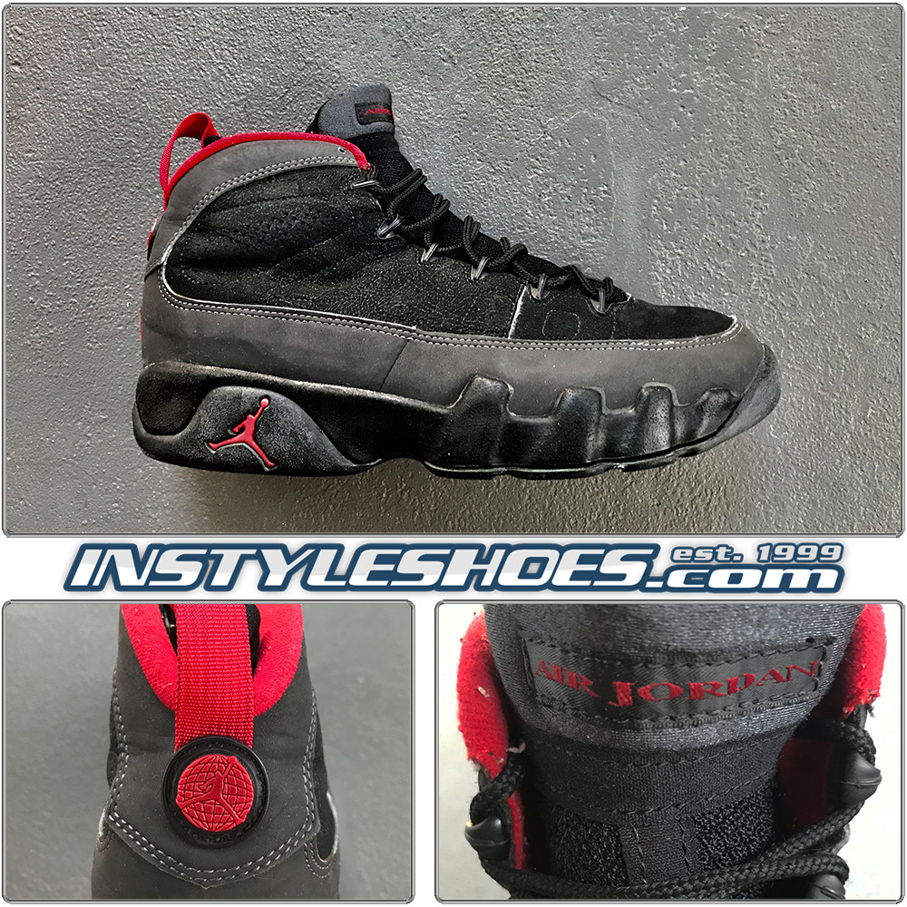 huge discount 4dc1f b5e2b Air Jordan 9 Dark Charcoal 1994