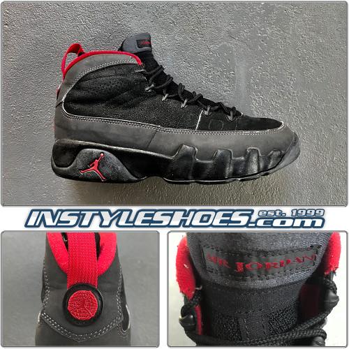 Air Jordan 9 Dark Charcoal 1994