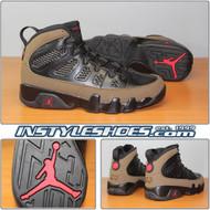 Air Jordan 9 Olive 302370-020
