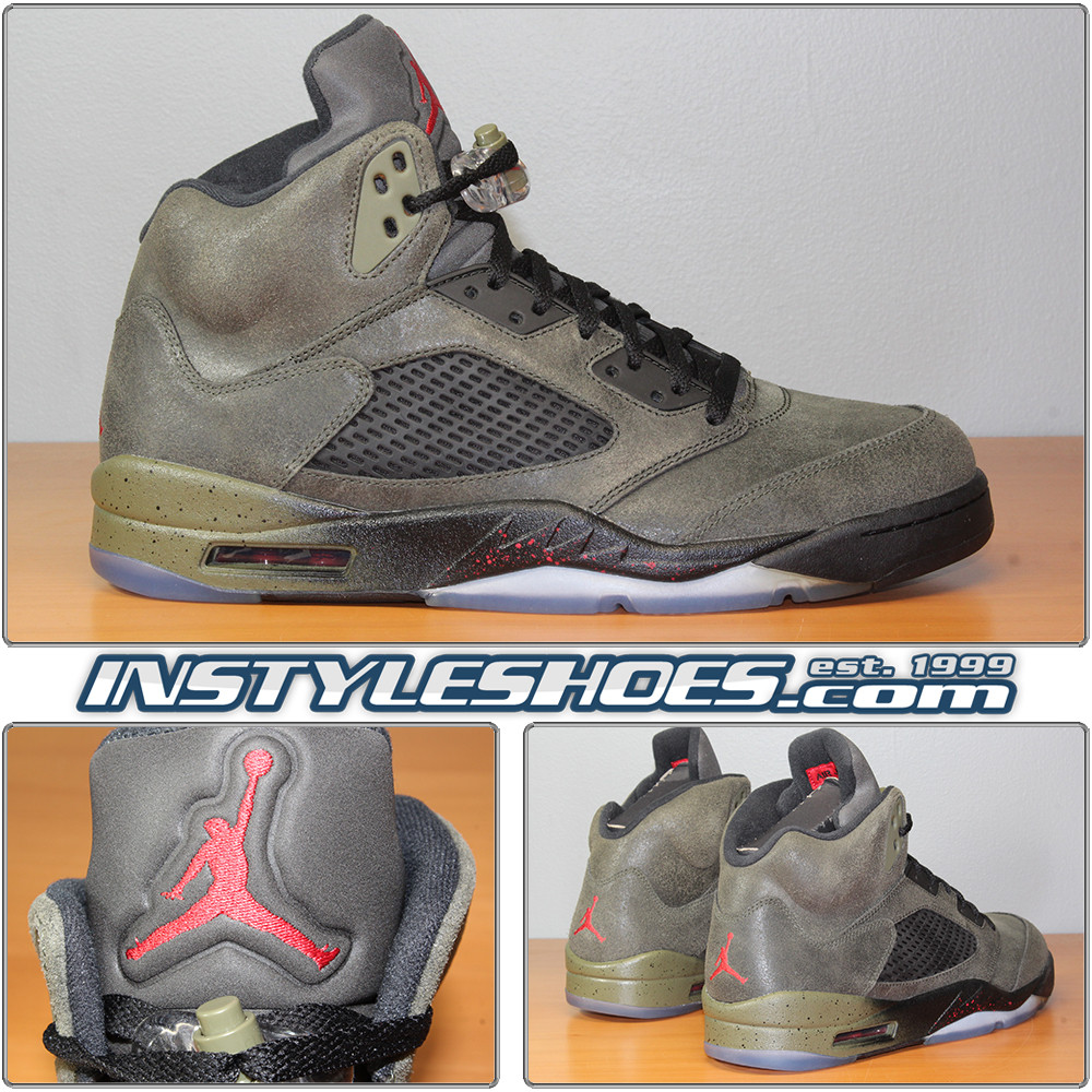 best service 6985a 9dda9 Air Jordan 5 Fear 626971-350