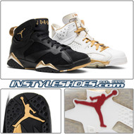 Air Jordan GMP Golden Moments Pack 535357-935