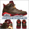 Air Jordan 6 Retro Cigar 384664-250