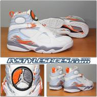 Air Jordan 8 Orange Blaze 305381-102