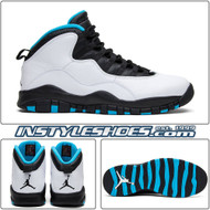 ir Jordan 10 Powder Blue 310805-106