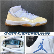 2001 Air Jordan 11 Columbia Blue