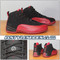 Air Jordan 12 Flu Game 130690-065