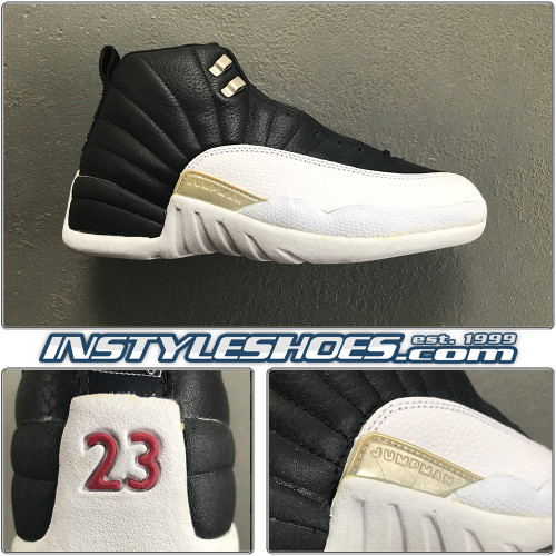 Air Jordan XII Playoffs OG 136001-061