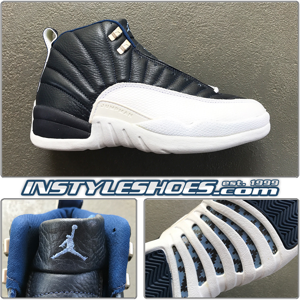 best cheap 3be8f 102b9 Air Jordan 12 Obsidian OG 1997 130690-411