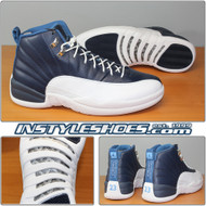 Air Jordan 12 Obsidian 130690-410