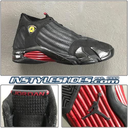 1998 Air Jordan 14 Last Shot