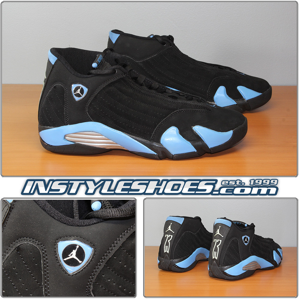 online retailer 3adfd b9332 Air Jordan 14 University Blue 311832-041