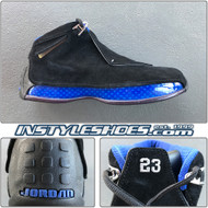 2003 Air Jordan 18 Black Sport Royal 305869-041