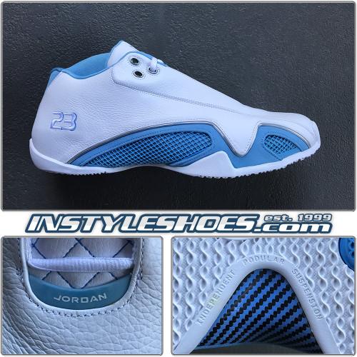 2006 Air Jordan XX1 Low University Blue 313529-142