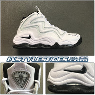 Air Pippen White Black 325001-101