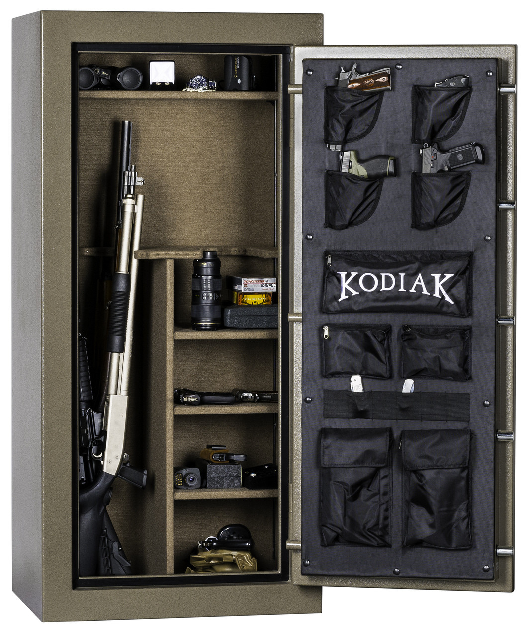 Kodiak K19S Gun Safe Interior