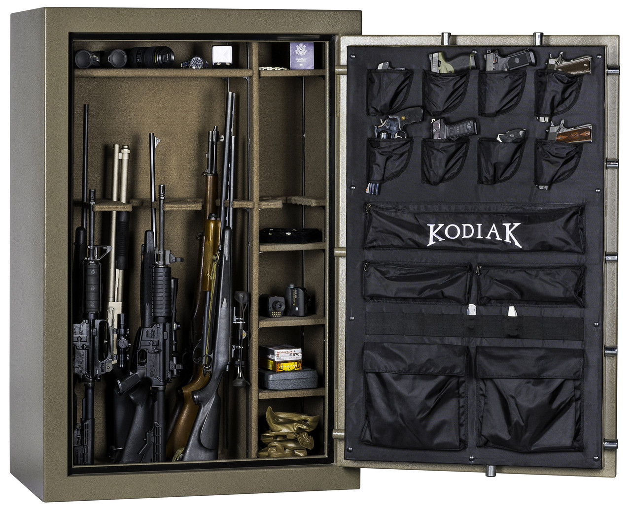 Kodiak K5940EX Gun Safe Interior
