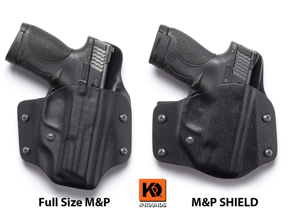 K Rounds OWB Holsters