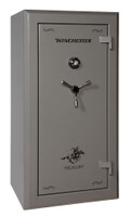 Winchester Treasury 26 Safe in Gunmetal