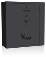 Browning ProSteel Hell's Canyon Gun Safe HC65 in textured grey finish