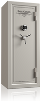 Safe Guard GX17 Gun Safe in Gloss Ivory