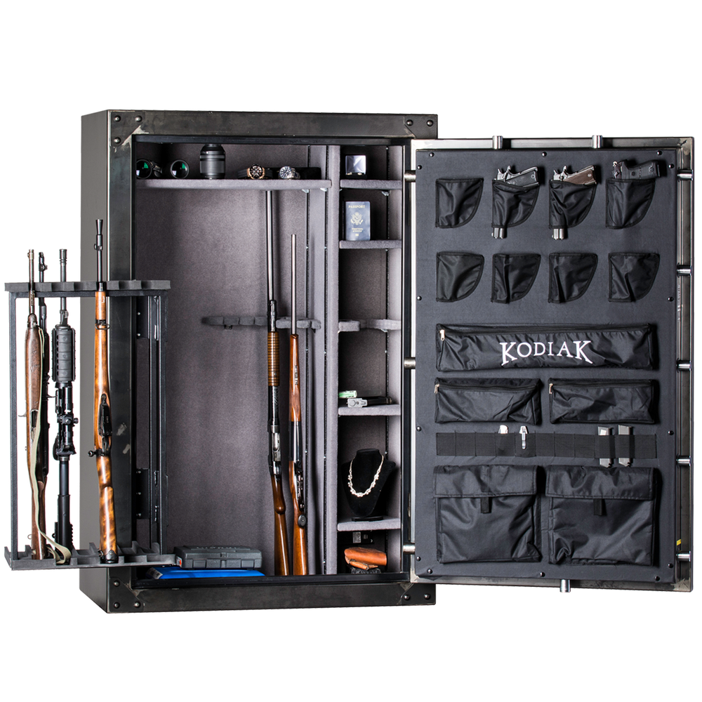 Kodiak KB5940EX-SO Gun Safe with Swing Out Rack (included!)