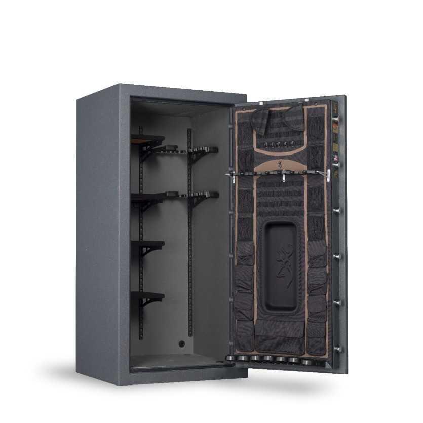 Browning Prosteel Hell's Canyon Gun Safe - HC33 interior empty