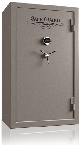 Safe Guard - GR30 Safe in stock in both Light Gray & Sandstone