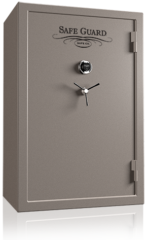Safe Guard GR40 in stock in both Light Gray (Granite) & Sandstone (Taupe)