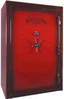 Superior Supreme Safe in 2-tone Cherry with black chrome