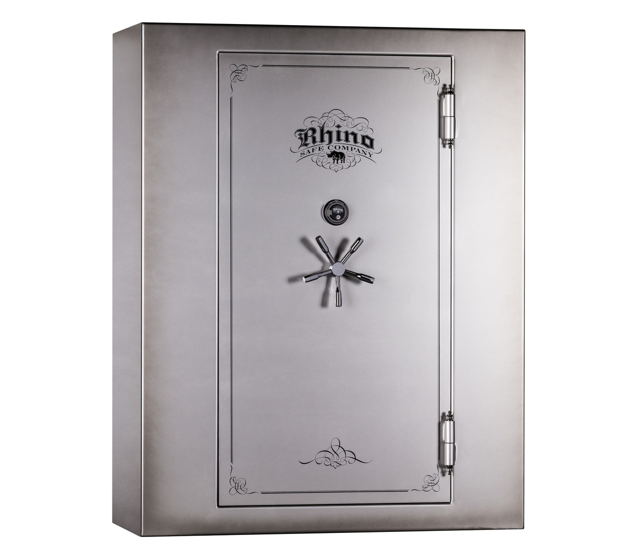 Rhino Supreme A Series Gun Safe in Titanium