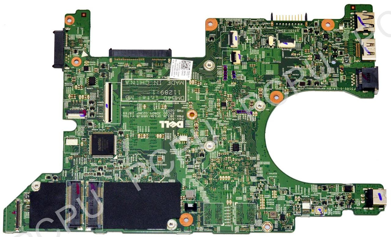 DELL WJWGJ Dell Inspiron 14z 5423 Laptop Motherboard w// i3-3217U 1.8GHz CPU